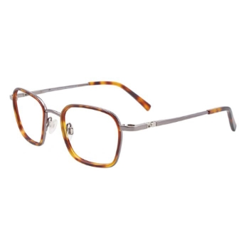 Takumi TK1125 w/ Magnetic Clip-On Eyeglasses